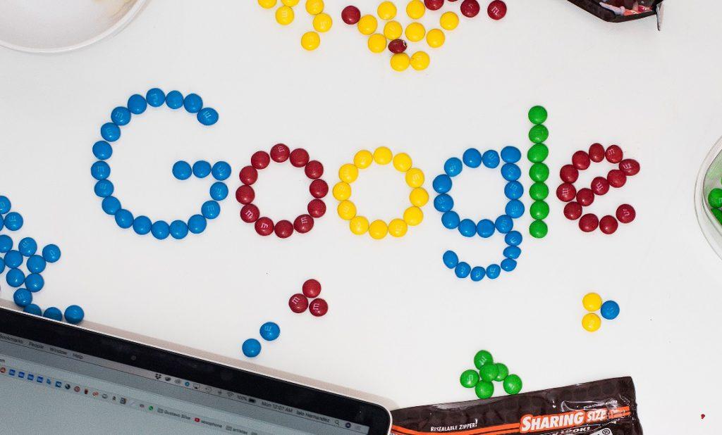 Google の 株価